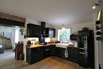 cuisine, interieur maison