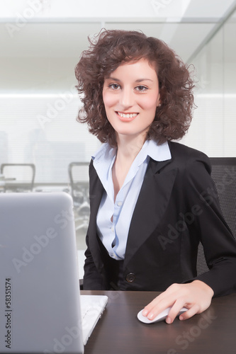 female professional
