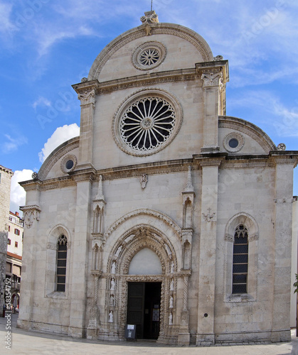 Kathedrale in Sibenik