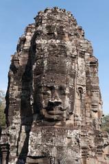 Bayon Temple, Angkor Thom. Cambodia