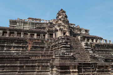 Baphuon temple. Angkor Thom. Cambodia