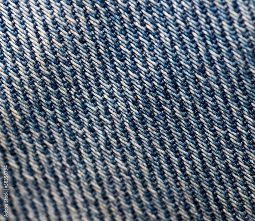 background of denim. macro