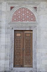 Ornamentik, Sehzade-Moschee, Istanbul, Türkei