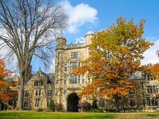University of Michigan Law School Quadrangle, Ann Arbor, MI