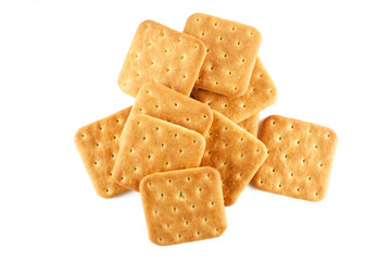 Crackers  top view