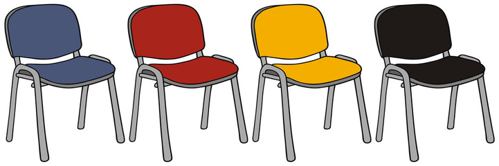 office chairs set