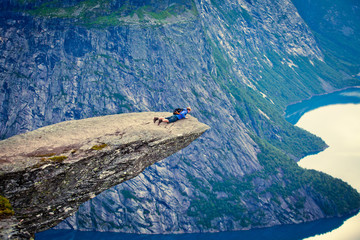 Norway Norwegian Landscape