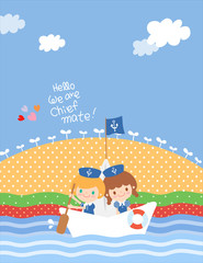 GIH0025 비타키즈 Kids illustration