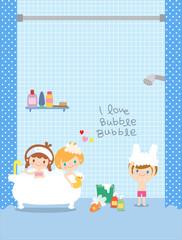 GIH0043 비타키즈 Kids illustration