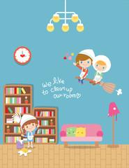 GIH0044 비타키즈 Kids illustration