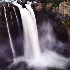 Snoqualmie Falls Washington
