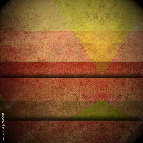 grunge geometric background card