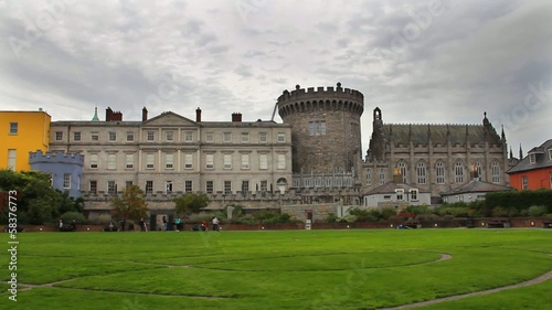 Dublin castle two versions