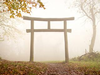 japanisches Torii