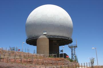 Радар на острове Мадейра