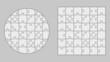 Circle/Square Puzzle