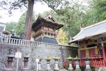 Toshogu Shrine,Nikko,Japan