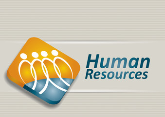 Human resource concept