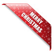 MERRY CHRISTMAS Ribbon (happy greetings season sale)