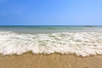 Hua- Hin beach, is famous, Thailand