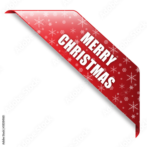 MERRY CHRISTMAS Ribbon (happy greetings season sale)