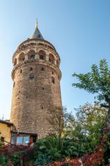 The Galata Tower (Galata Kulesi)