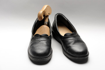 Retro mens shoes