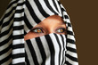 Eyes of beautiful arabic woman