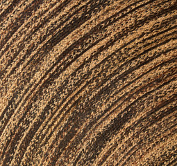 Woven wood pattern background
