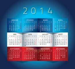 2014-Calendrier français-2