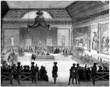 Political Assembly - France - end 18th century