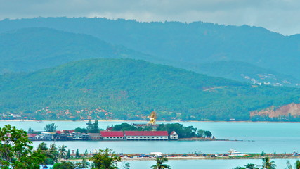 The Big Buddha. Koh Samui. Thailand