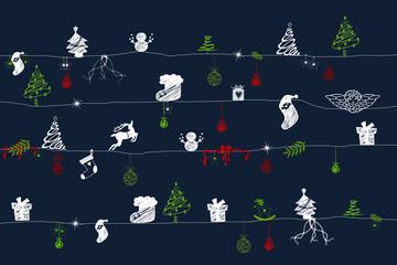 Hintergund Weihnachten © Matthias Buehner