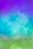 Natural bokeh gradient background