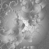 vector silver abstract pattern