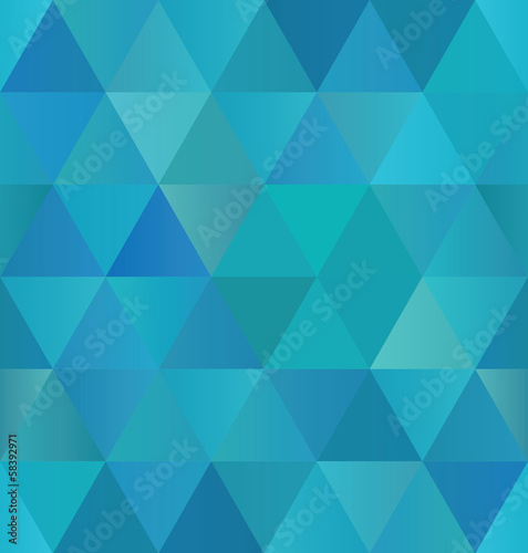 Seamless Triangle Pattern, Background, Texture