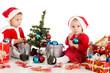 little santa helpers