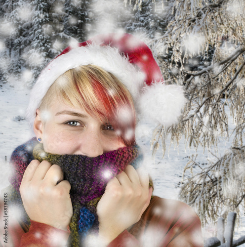 Weihnachtswintermärchen