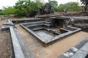 Anuradhapura archeological sites  Royal Pleasure Gardens