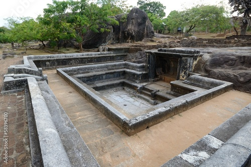 Anuradhapura archeological sites  Royal Pleasure Gardens