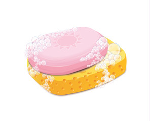 Sponge And Soap