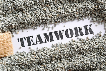 Teamwork -- Treasure Word Series