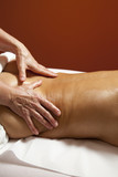 Professional massage and lymphatic drainage -various techniques