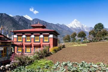 Lukla Monastry Nepal