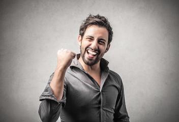 Winning Gesture