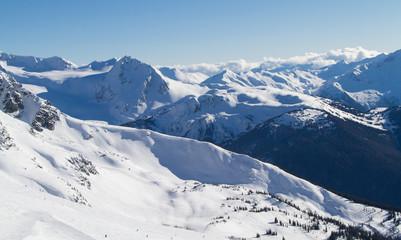 Alpine Skiing seaon