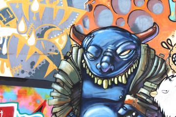 Marseille - Cours Julien (street art)