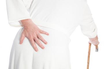 dorsal pain