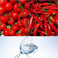 Gesunde Ernährung -Gewichtsreduktion
