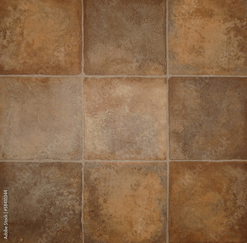Background tile effect